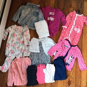 Other - 9 month baby girl clothes